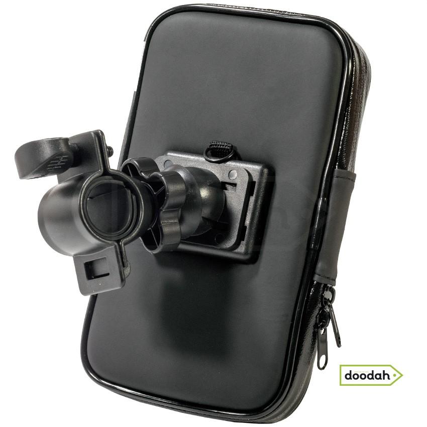 Держатель (холдер) мото для телефона водонепроницаемый - Evolou Fix IP55 - L
