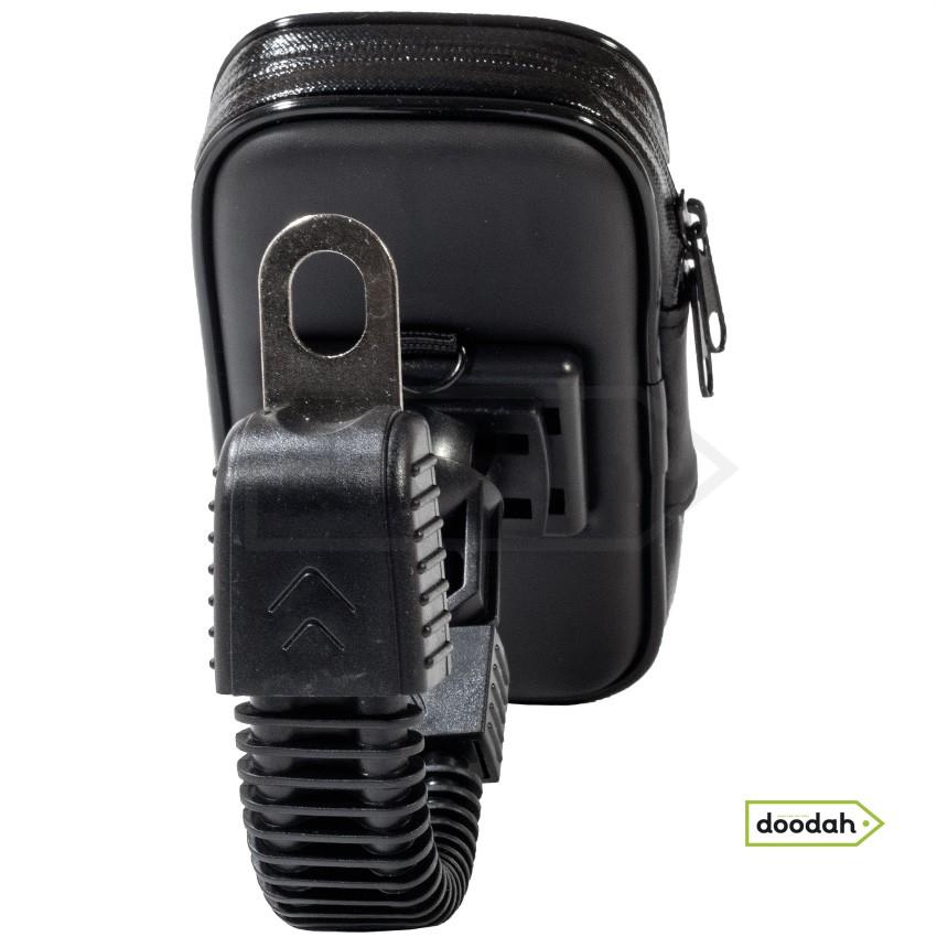Держатель (холдер) мото для телефона водонепроницаемый - Evolou Flex IP55 - S
