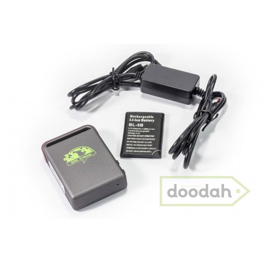 GPS трекер TK102 AM 12V - авто мото (+ блок на 12V). Гарантия 6 мес.