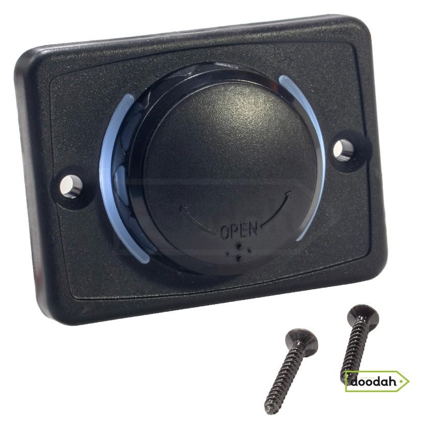 Авто / Мото USB зарядний пристрій Passenger 3 White, IP 54, 2.1A. Гарантія 6 міс.