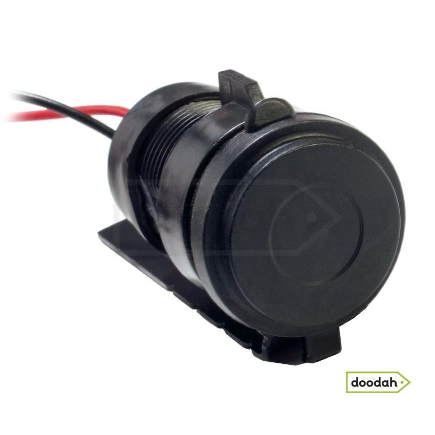 Авто / Мото USB зарядний пристрій - Tirol Sockets 1,5 А. Гарантія 6 міс.