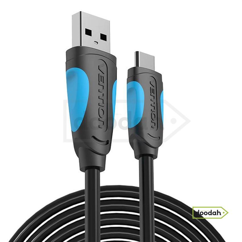 Кабель Vention USB - Type-C 3.1, Fast Charge, 2М (data)