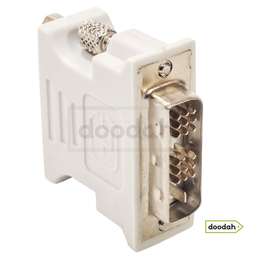 Переходник VGA-DVI-D (18+1 PIN) Single Link - GoodEm