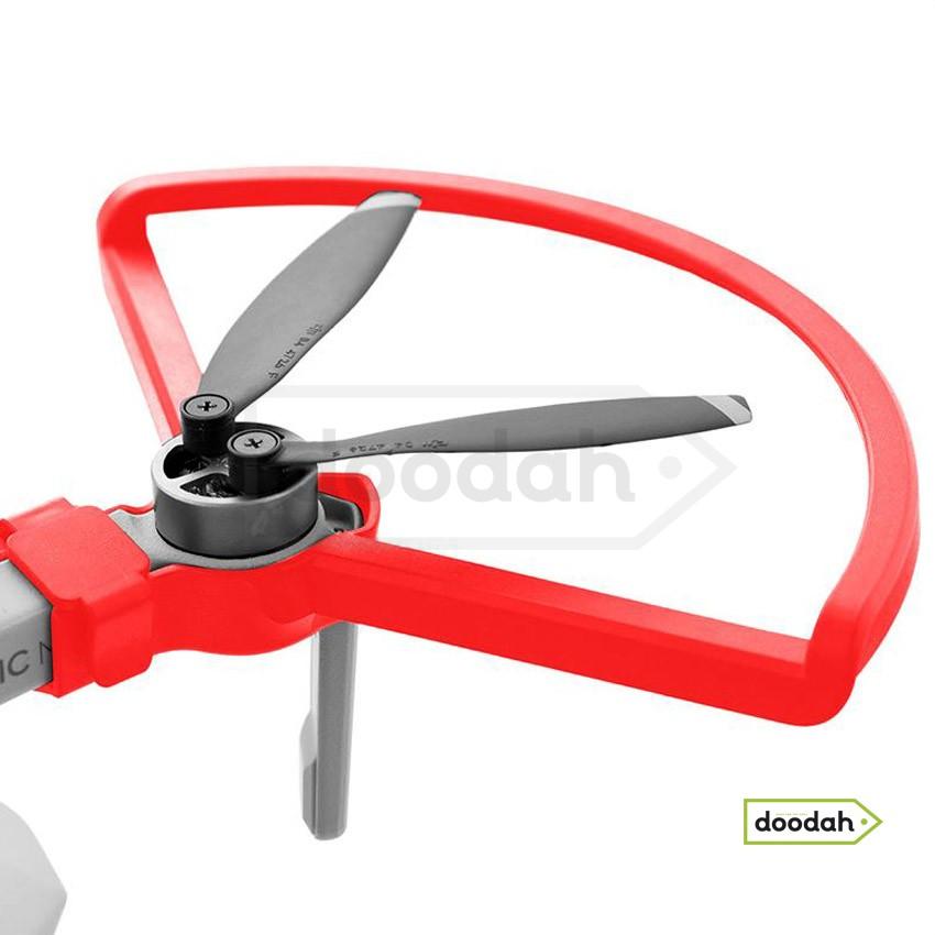 Захист пропелерів MaxFun BP-1 Red для DJI Mavic Mini / Mini 2