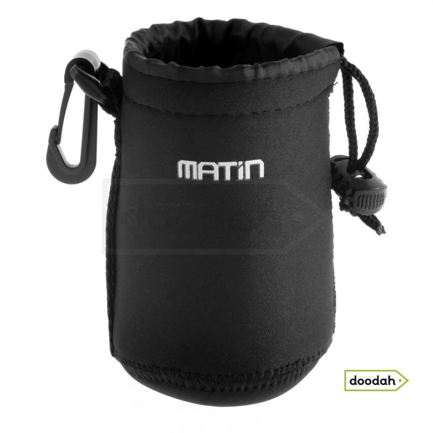 Чохол для об'ектива - Matin M: 88мм x 130 мм (на затяжці та карабіні)